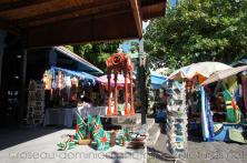 Dominica flags and souvenirs for sale in Roseau.jpg